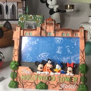 Walt Disney World Tower of Terror photo frame